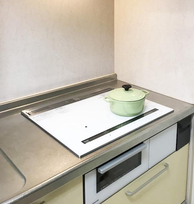 IH調理器の交換